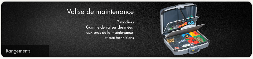 Valise de maintenance